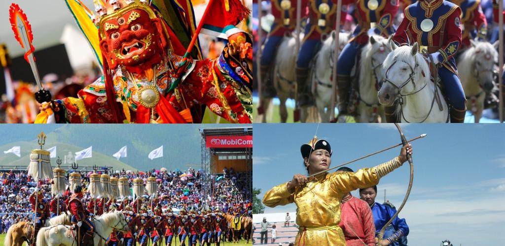 MONGOLIA, IL FESTIVAL DEL NAADAM