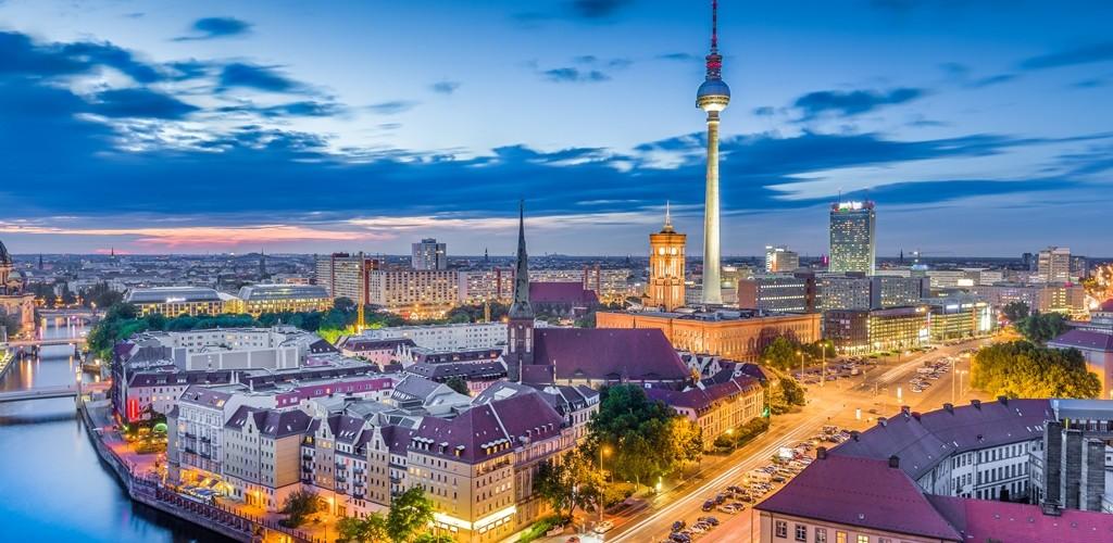 BERLINO, DRESDA e LIPSIA
