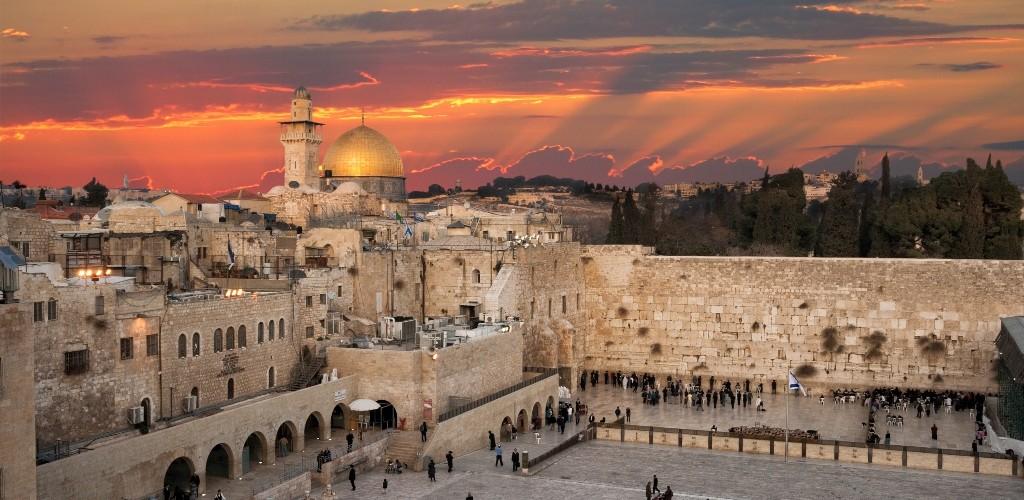 GRAN TOUR DI ISRAELE